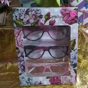 Betsey Johnson +1.50 Reading Glasses
